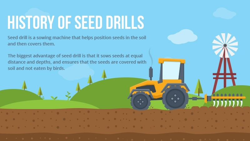 header for history of seed drills