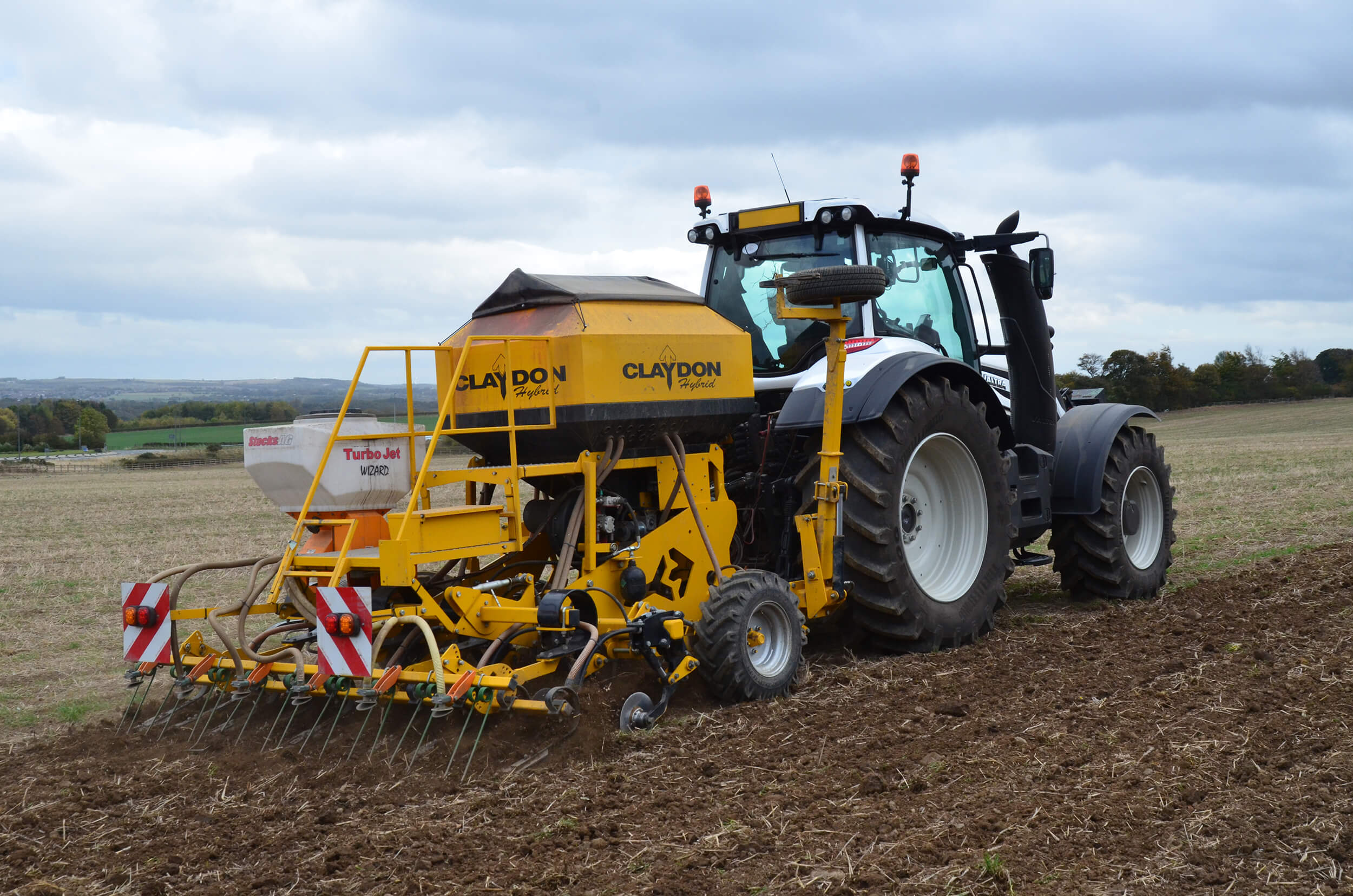 3m mounted direct seed drill