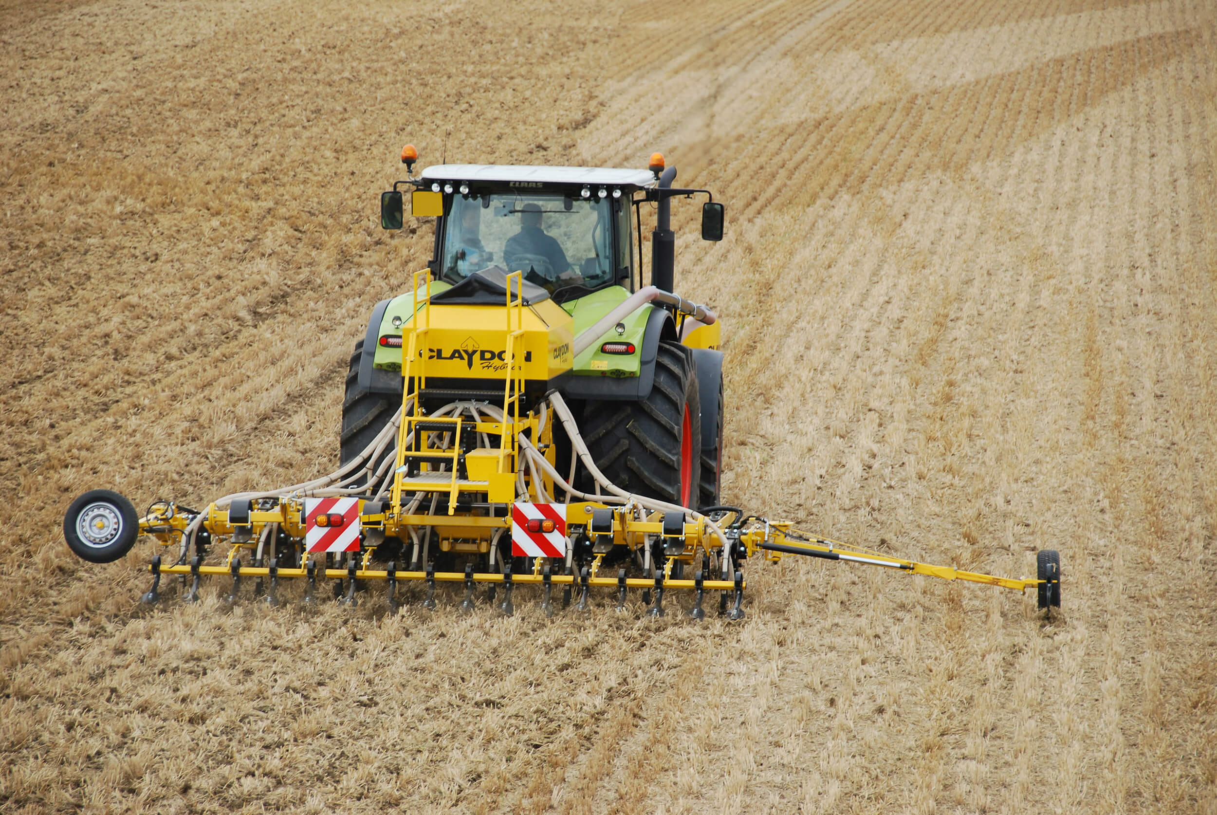 4.8m mounted direct seed drill