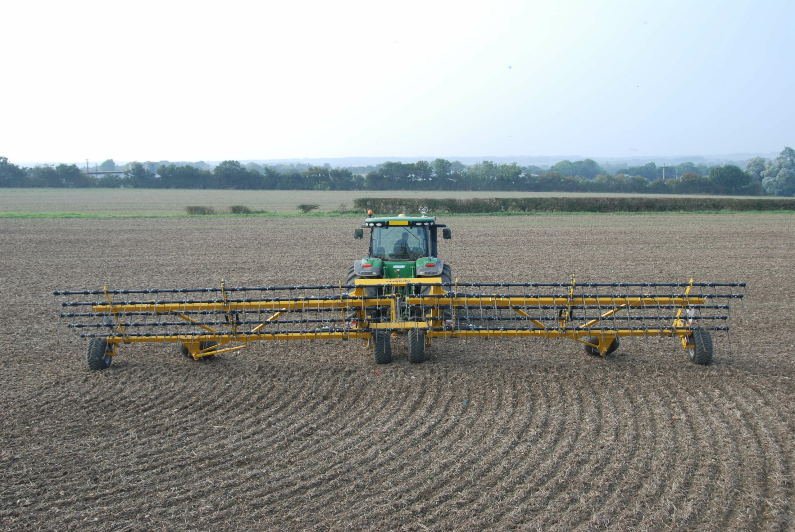 straw harrow 15m
