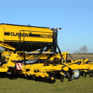 4.8m trailed direct seed drill