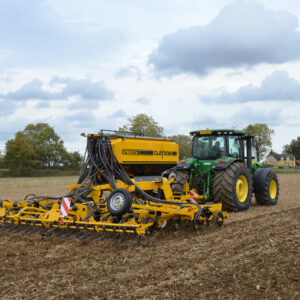 6m trailed direct seed drill