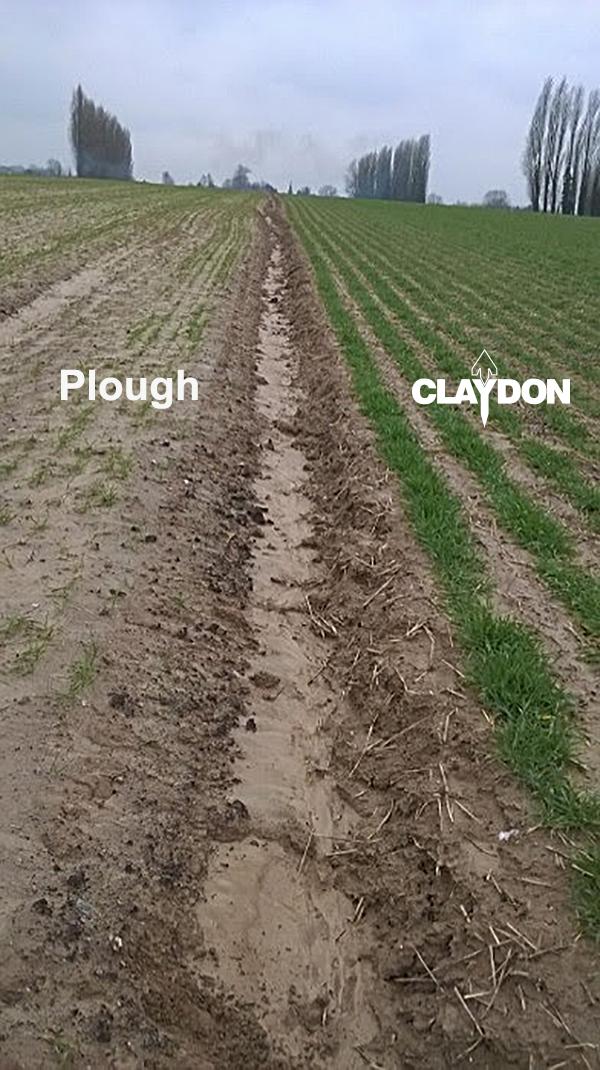 Plough vs Claydon