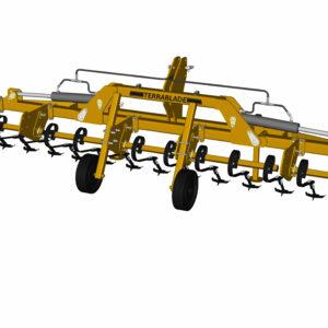 4m TerraBlade Inter-row Hoe